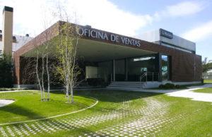 OFICINAS DE VENTAS Y STANDS