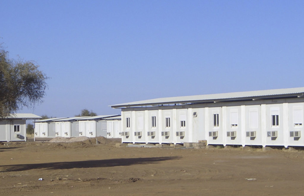 Campamentos y Bases de Vida
